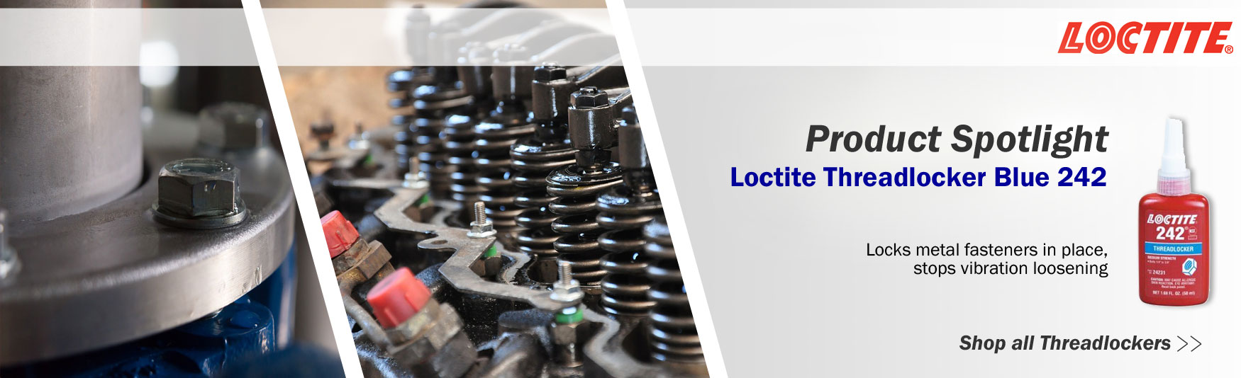 Loctite Threadlocker Blue 242