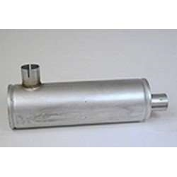 Nelson Global Products 86191M Type 5 Round Muffler